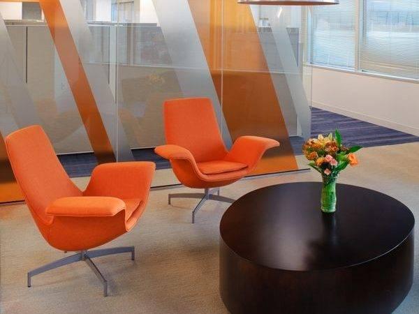 Best Orange Office Ideas Pinterest Space