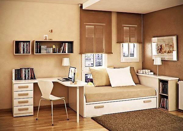 Best Paint Colors Small Spaces