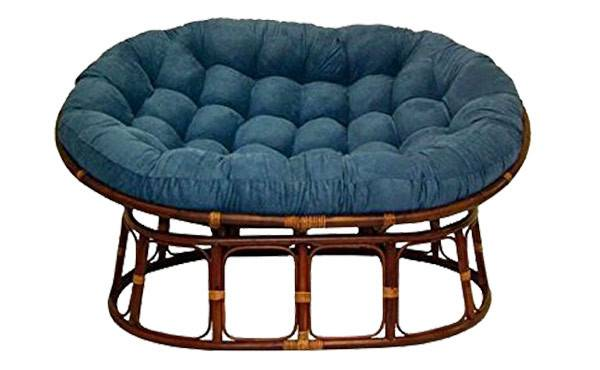 Best Papasan Chair Cushion Set Wellworthliving