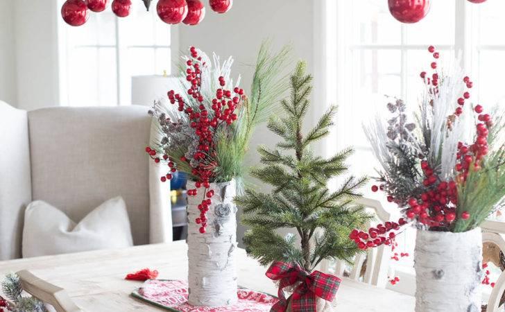 Best Red Christmas Decor Ideas Designs