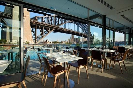 Best Restaurants Near Sydney Harbour Bridge