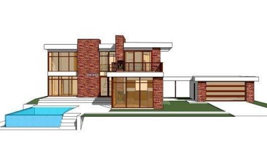 Best Retro Modern House Plans New Home Design