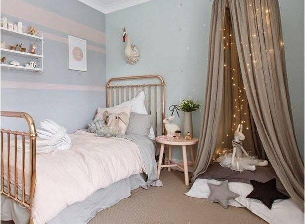 Best Rose Gold Bed Ideas Pinterest Bedroom