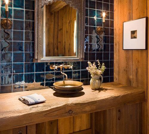 Best Rustic Wood Countertop Design Ideas Remodel Houzz