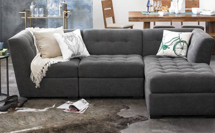 Best Sectional Sofas Couches Stylish Linen