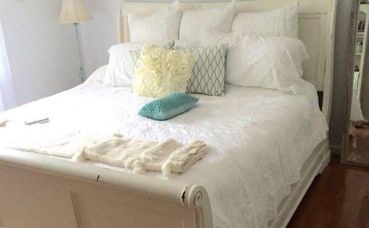 Best Sleigh Bed Painted Ideas Pinterest Cherry