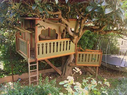 Best Treehouse Plans Designs Coolest Tree Houses Ever