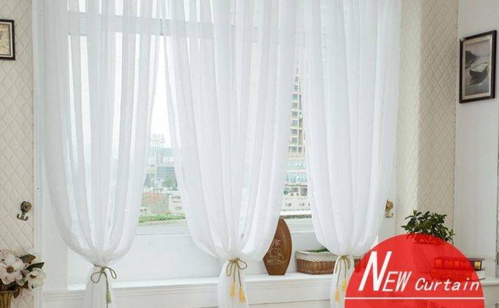 Best Voile Curtains Ideas Pinterest Cascade
