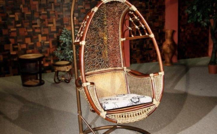Best Wicker Swing Chair Stand