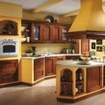 Best Yellow Kitchen Walls Designs Butter