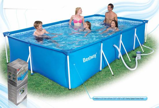 Bestway Above Ground Frame Swimming Pool Cover