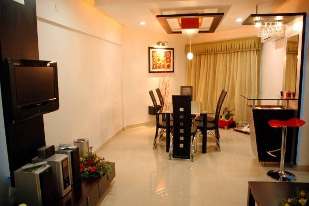 Bhk Fully Furnished Asthetically Interior Designed Flat Rent