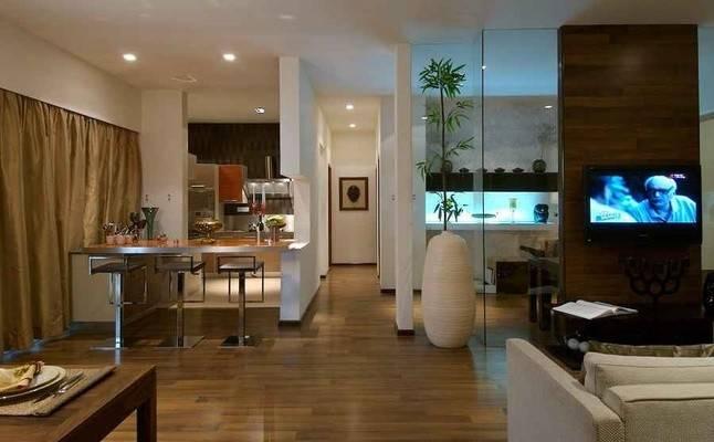 Bhk Home Design Flat Interiors Apartment