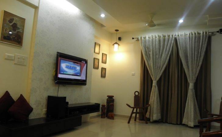 Bhk Interior Designing Work Wakad Pune Youtube