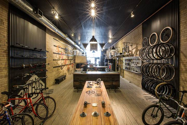 Bicycle Retail Design Blog