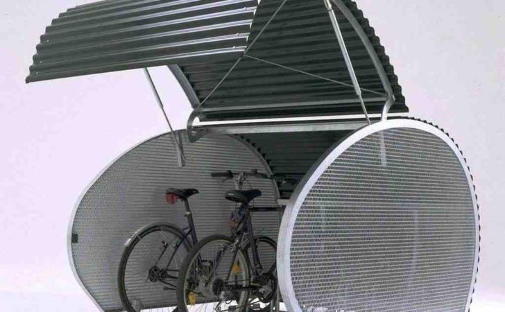Bicycle Storage Solutions Outdoor Bike Midcityeast