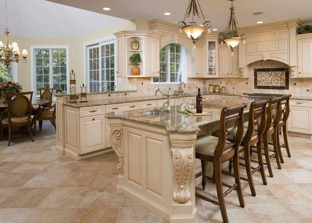 Big Fancy Kitchens