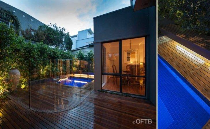 Big Outdoor Living Small Spaces Hampton Melbourne Oftb