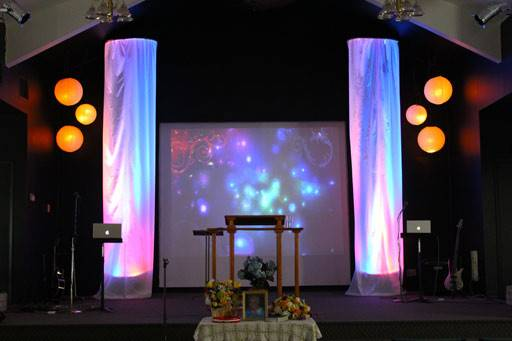 Big Stage Small Church Design Ideas