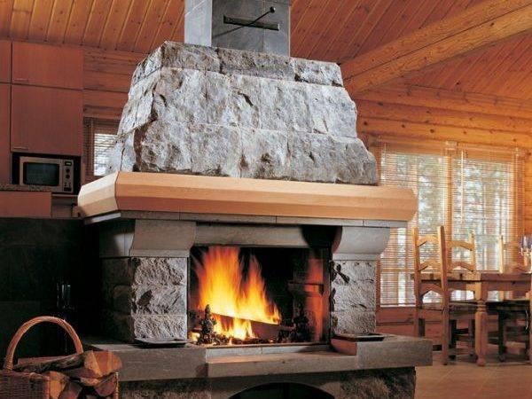 Big Stone Fireplaces