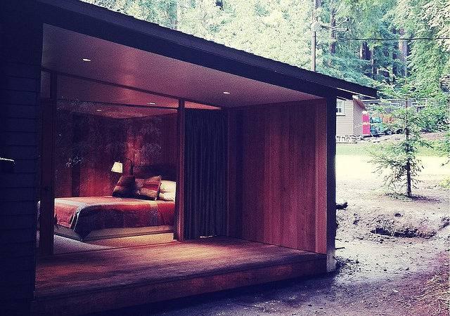Big Sur Cabin Flickr Sharing