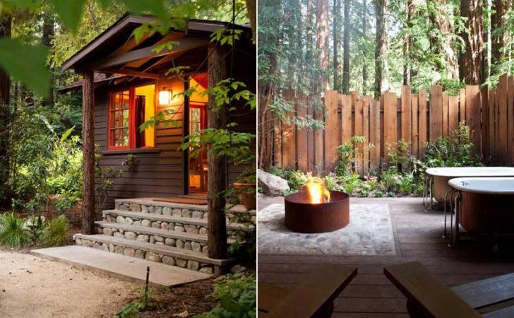 Big Sur Cabin Glen Oaks California Adventure Journal