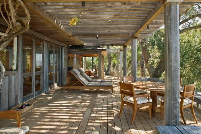 Big Sur Cabin Rustic Deck San Francisco Studio Schicketanz