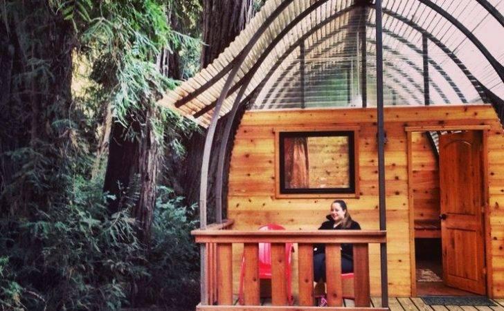 Big Sur Campgrounds Cabins Born Travel Pinterest
