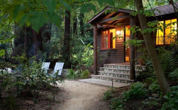 Big Sur Glen Oaks Cabin Fever Pinterest