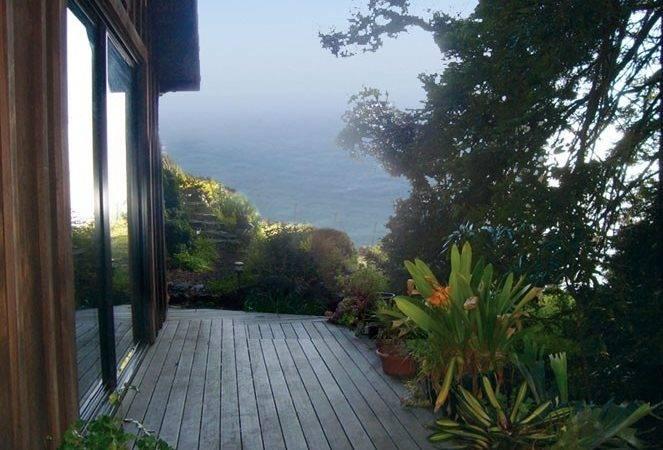 Big Sur Mountain Retreat Vacation Cabin Rent