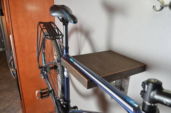 Bike Rack Modern Industrial Industrialfarmhouse Etsy