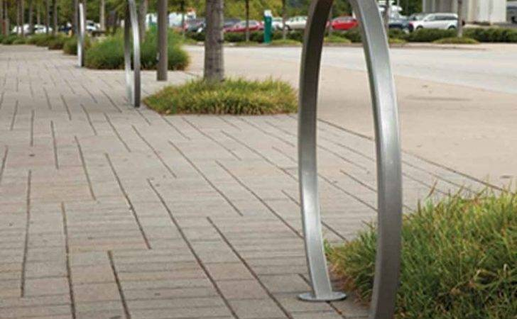 Bike Racks Blend Elegance Practicality Balance Modern