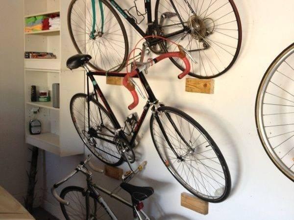 Bike Storage Pinterest Garage Organization Bikes