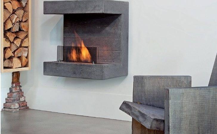 Bioethanol Outdoor Hanging Fireplace Salerno British Fires