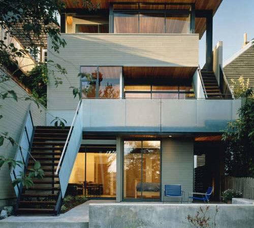 Bipolar Retro Modern Homes Architecture