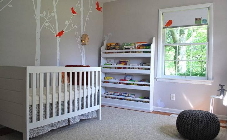 Bird Themed Gray Nursery Nurseries Swoon Over