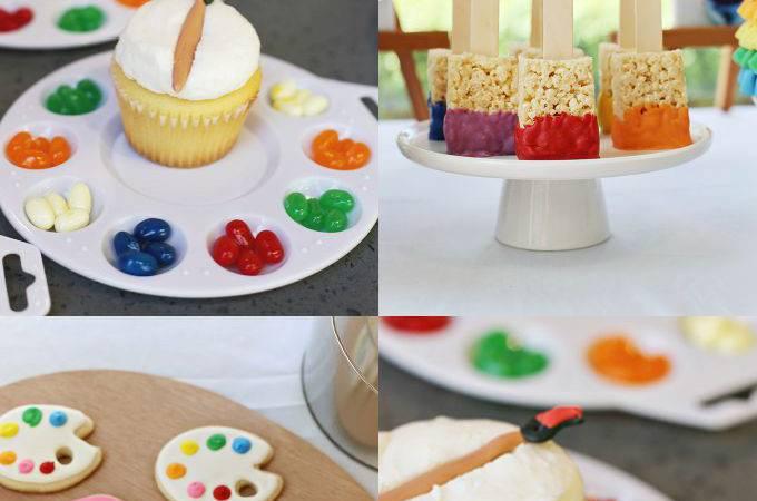 Birthday Party Ideas Kids Flip Over Say Hey