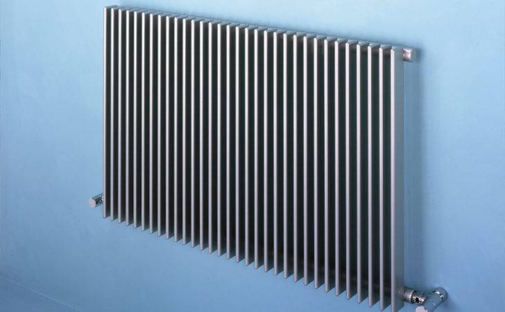 Bisque Finn Horizontal Designer Radiators Nationwide Bathrooms
