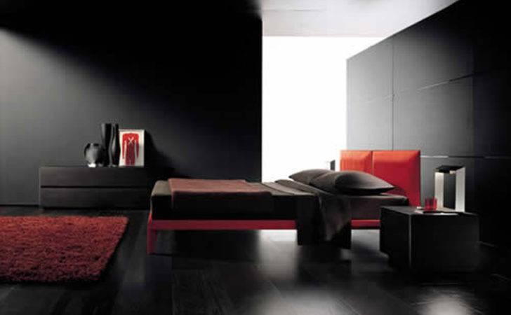Black Bedroom Design Red Homecaprice