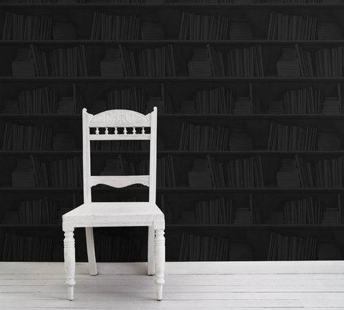 Black Bookshelf Mineheart