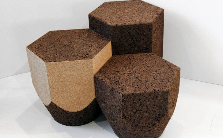 Black Cork Furniture Collection Toni Grilo Maison Objet