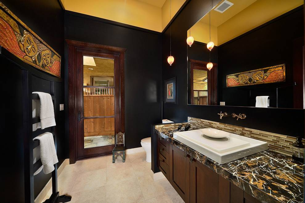 Black Gold Bathroom Designs Decorating Ideas Design Trends
