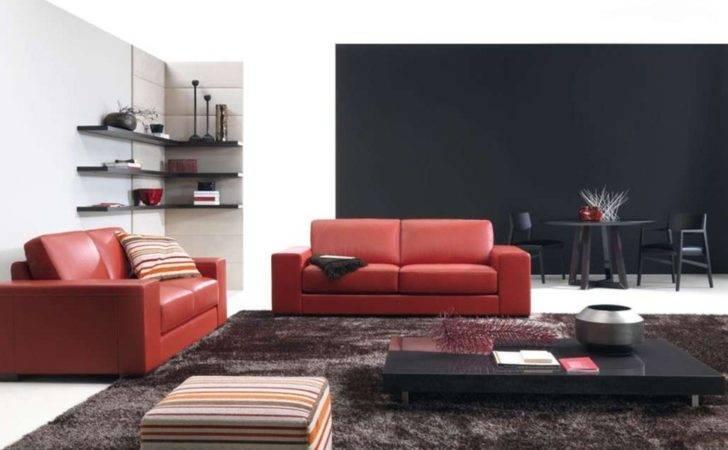 Black Grey Red Front Room Fsbcard