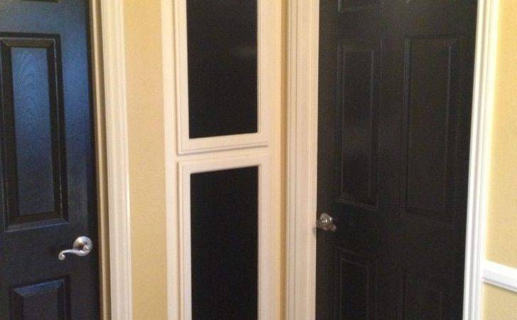 Black Interior Doors Home Decorations Pinterest