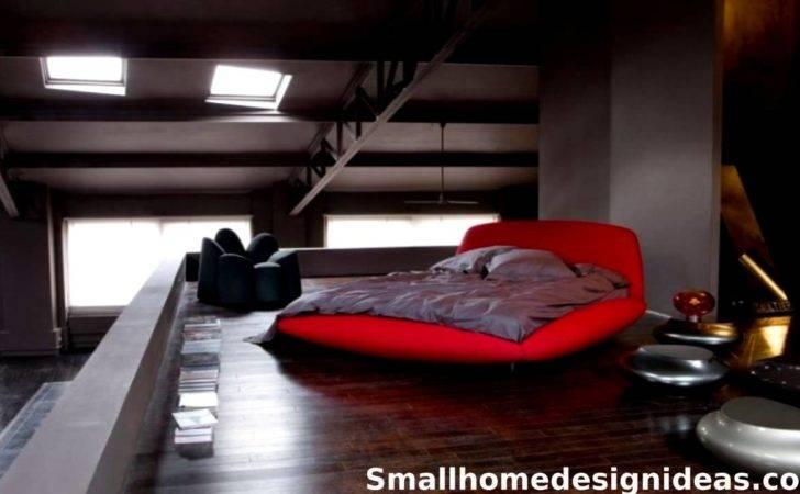 Black Red Bedroom Design Ideas Youtube