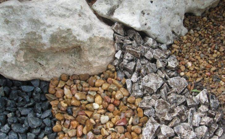 Black Star Drain Rock Medium Bronze Pebbles Light Chert