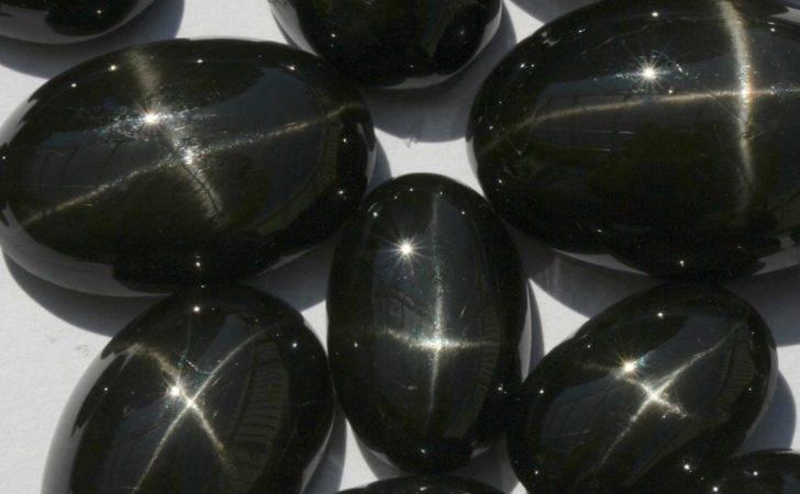 Black Star Gravel Diopside Stones