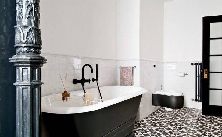 Black White Bathroom Floor Designs Best Cars Reviews