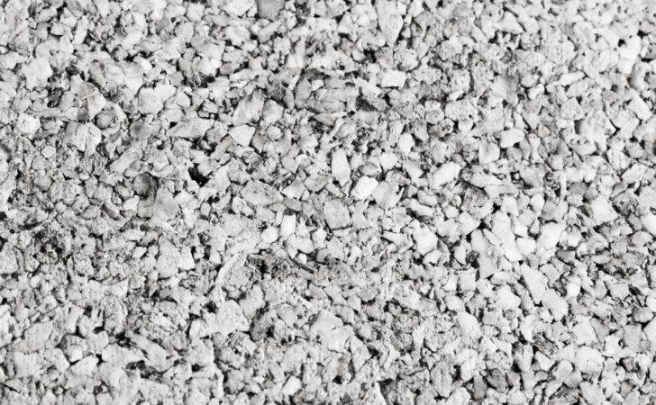 Black White Cork Texture Ileana