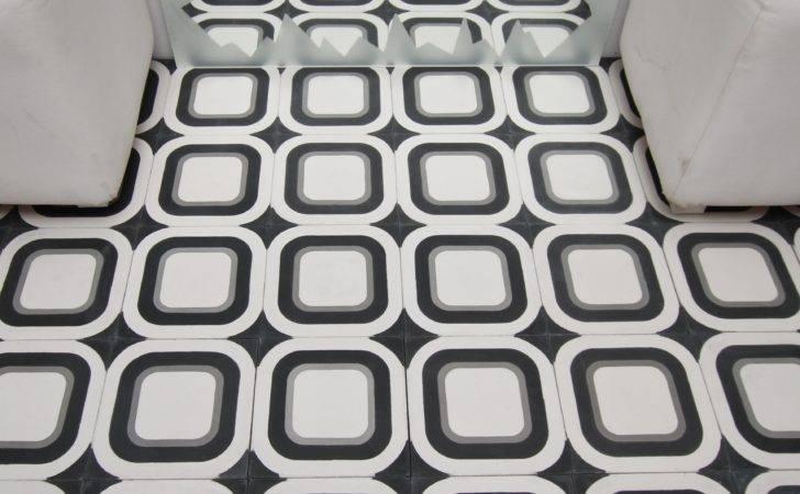 Black White Grey Cement Tiles Tile Shop Blog